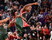 Milwaukee Bucks v Phoenix Suns