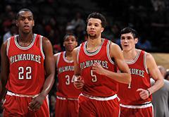 Bucks Fall in Denver