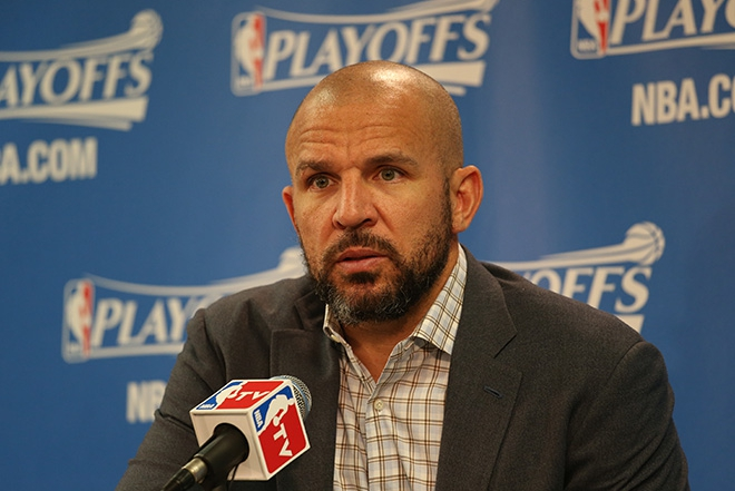 Kidd 3rd in Coach of Year Voting