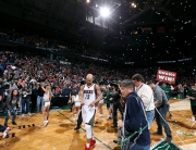 Chicago Bulls v Milwaukee Bucks - Game Four