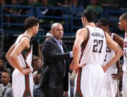Chicago Bulls v Milwaukee Bucks - Game Six
