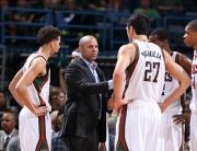 Chicago Bulls v Milwaukee Bucks - Game Six