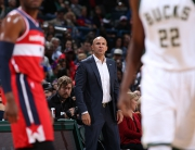 Washington Wizards v Milwaukee Bucks