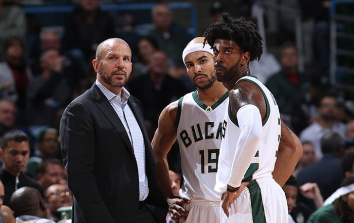 Bucks Answer Kidd's Call
