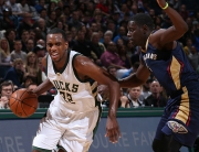 New Orleans Pelicans v Milwaukee Bucks