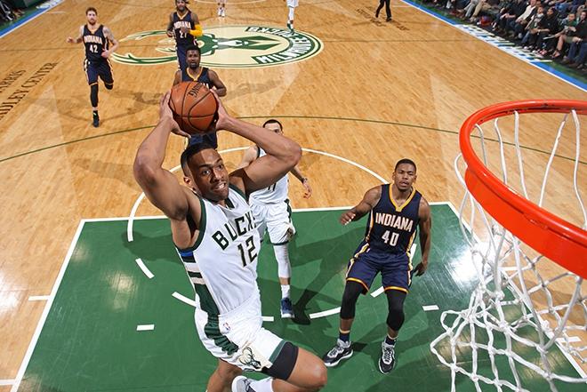 Pacers Drop Bucks in Season Finale