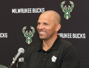 2016 Milwaukee Bucks Draft Picks Press Conference