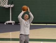 Jason Kidd Kidd Make-A-Wish Clinic