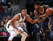 Indiana Pacers v Milwaukee Bucks