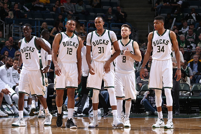 Bucks Bounce Back Behind Bench