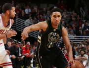 Milwaukee Bucks v Chicago Bulls