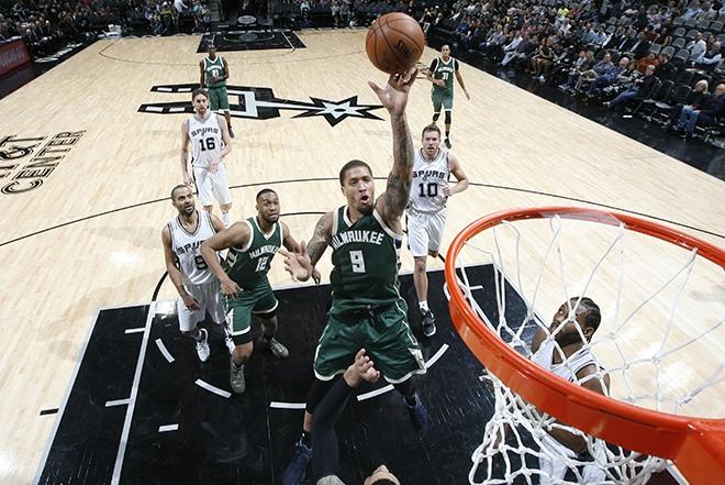 Bucks Beat One of NBA's Best