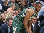 Milwaukee Bucks v Utah Jazz
