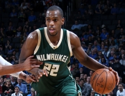 Milwaukee Bucks v Oklahoma City Thunder