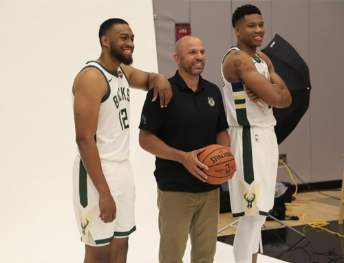 Bucks Begin Again For 2017-18