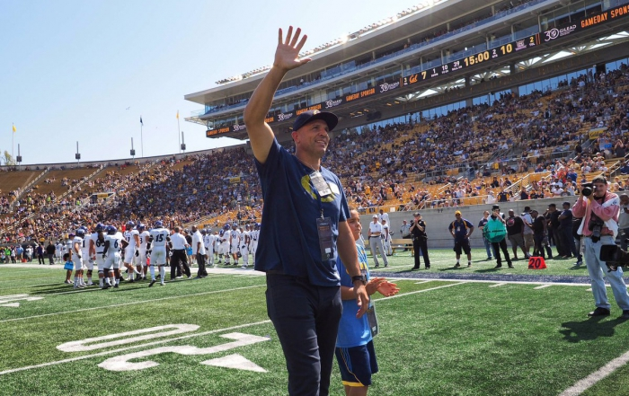 J-Kidd Inducted into Cal Hall of Fame