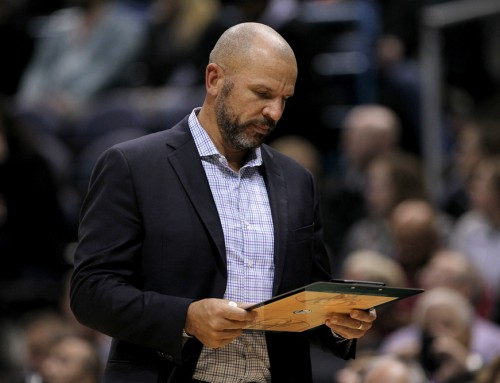 J-Kidd Provides Unique Perspective for Lakers' Staff