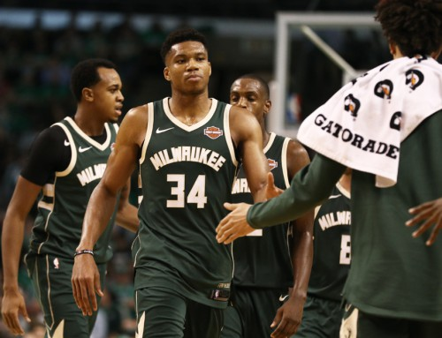 Bucks Best Boston in Opener