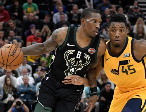 Bucks Looking for Consistency