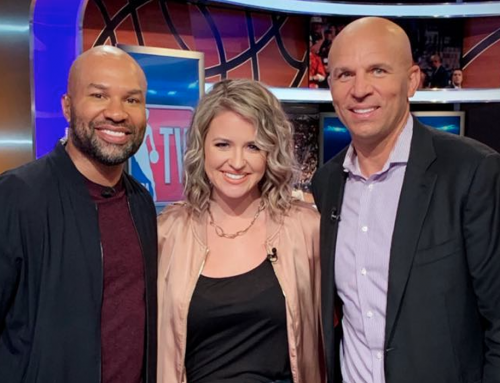 J-Kidd Joins NBA TV Crew