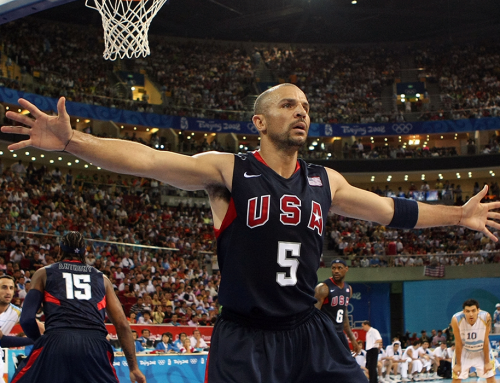 Kidd Recalls Fond Team USA Memories